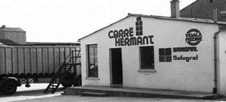 Carre Hermant en 1930 - Groupe Carré